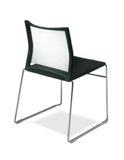 Dinamic marco negro, malla blanca