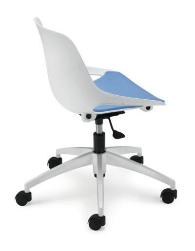 Q5 giratoria asiento tapizado