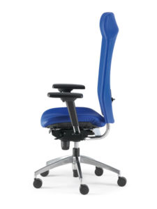 tecno-direccion-perfil-azul