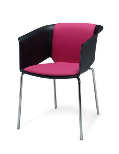 Lotus asiento y respaldo tapizados
